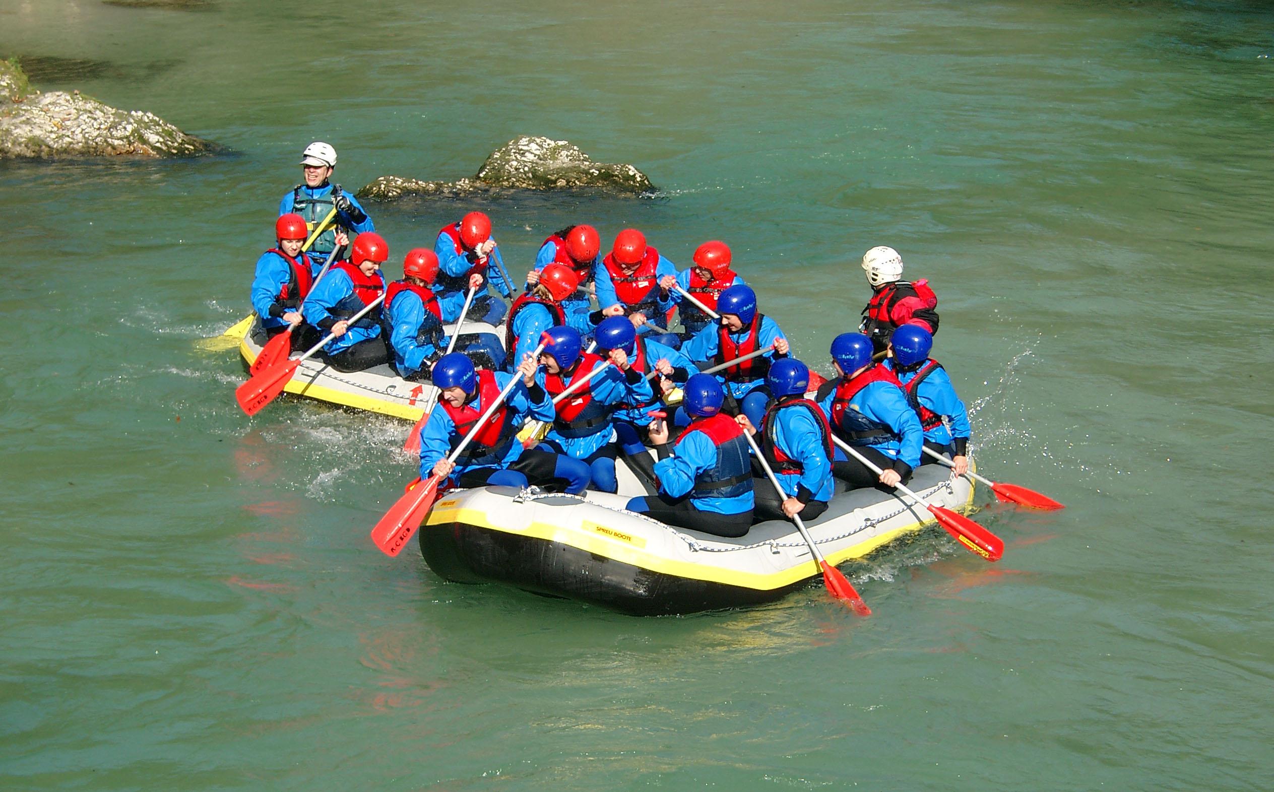 Rafting Tour Fun4You