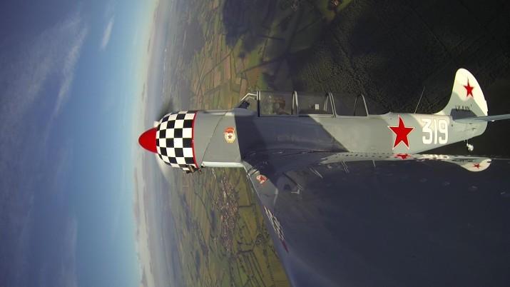 Kunstflug YAk 52
