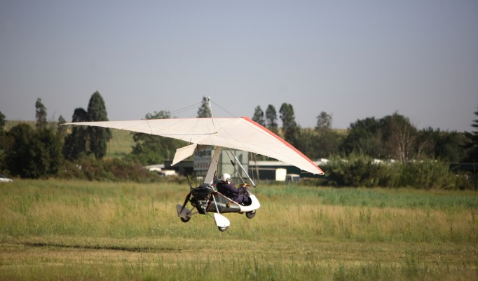 Trike Rundflug