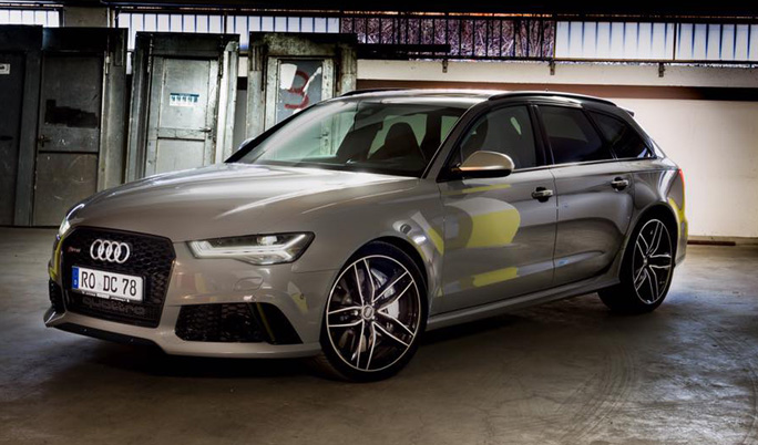 Audi RS6 Tagesmiete