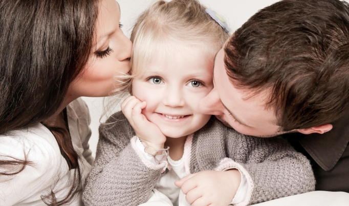 Familien Fotoshooting im Raum Essen