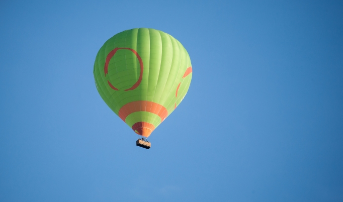Ballonfahrt im Raum Potsdam