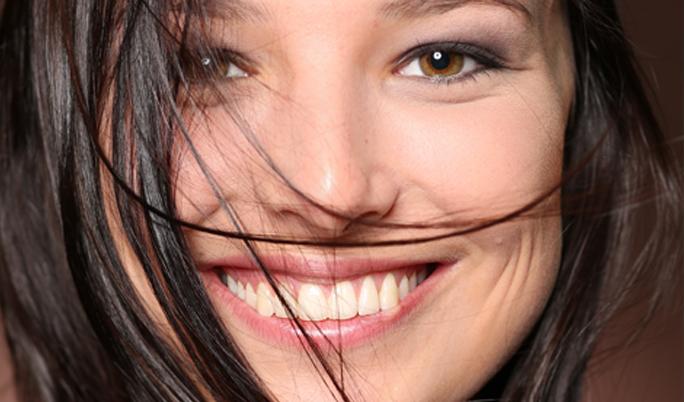 Fotoshooting und ein Lächeln verschenken