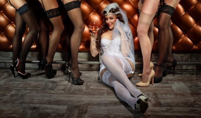 Burlesque Workshop Personal Training