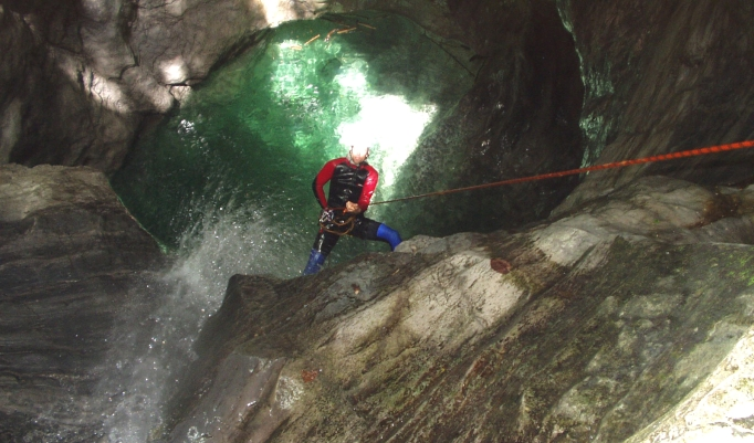 Rafting & Canyoning in Sautens