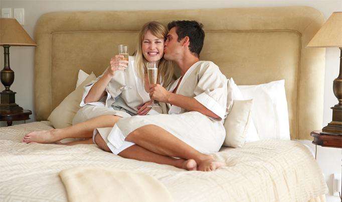 Romantik Hotel für Zwei