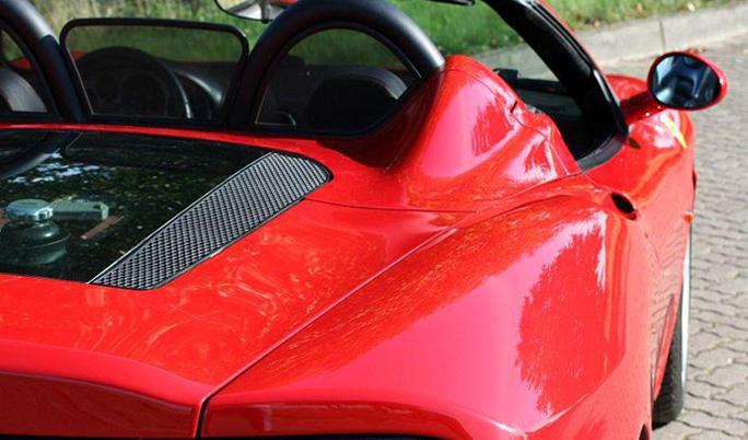 Ferrari fahren in Erfurt