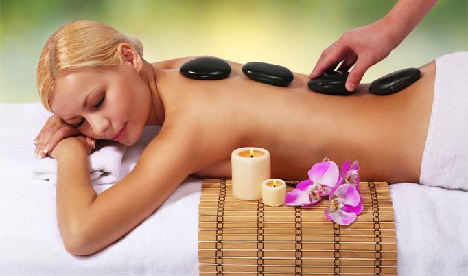 Hot Stone Massage in Braunschweig