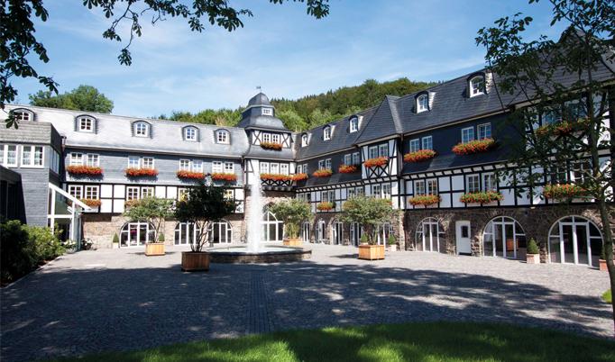 Luxus Hotel für Zwei