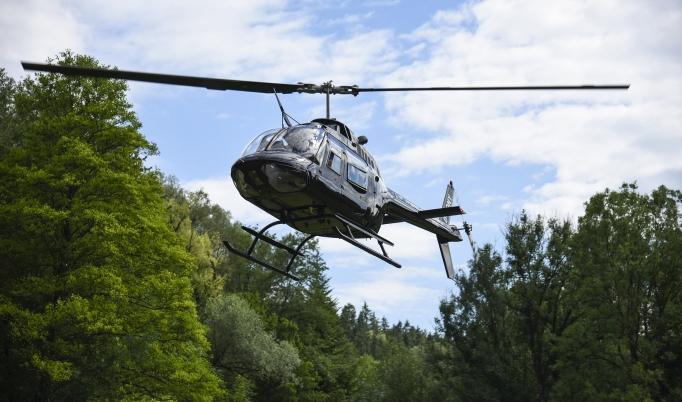 Hubschrauber Rundflug im Raum Passau