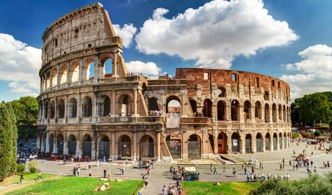 Städtetrip für Zwei in Rom und Italien