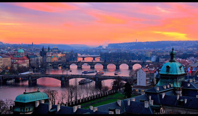 Kurzurlaub für Zwei in Tschechien