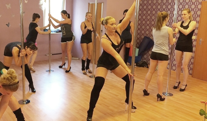 Schnupperstunde Pole Dance
