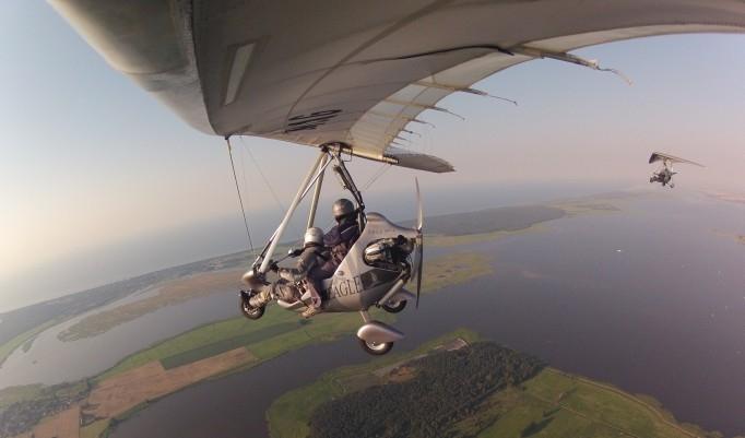 Rundflug im Trike - 30 Minuten