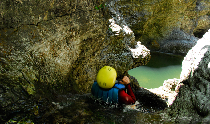 Rafting & Canyoning in Imst