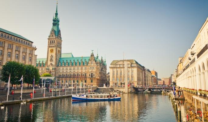 Städtetrip für Zwei in Hamburg
