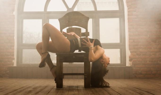 Personal Training Striptease Workshop