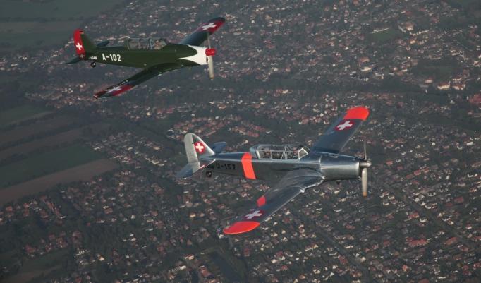 Jagdflug - Pilot für einen Tag
