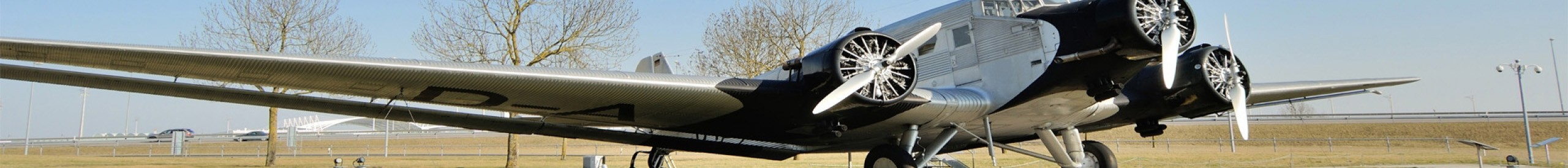 Ju-52 Flug
