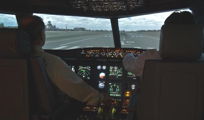 Airbus A320, Airbus A380, Boeing 737 Flug simulieren