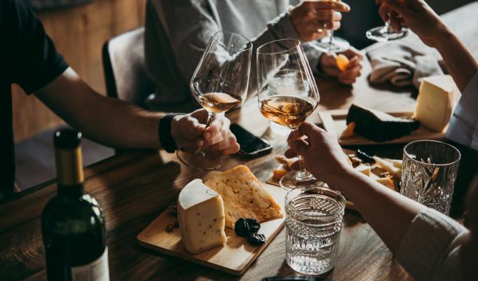 Wein- und Genusspaket Weinverkostung