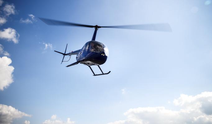 Hubschrauber selber fliegen - 20 Minuten in Marl