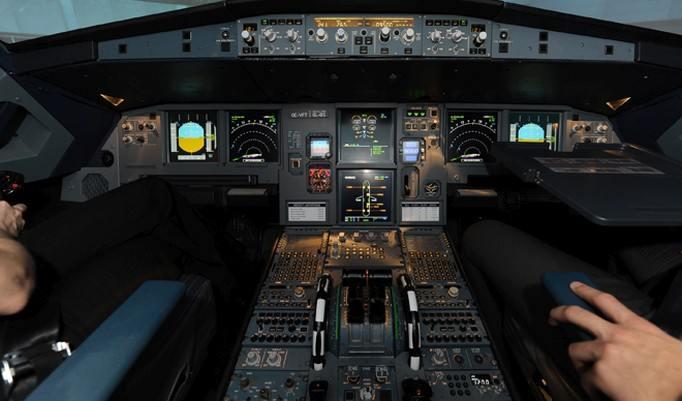 Flugsimulator Airbus für 30 Minuten in Köln