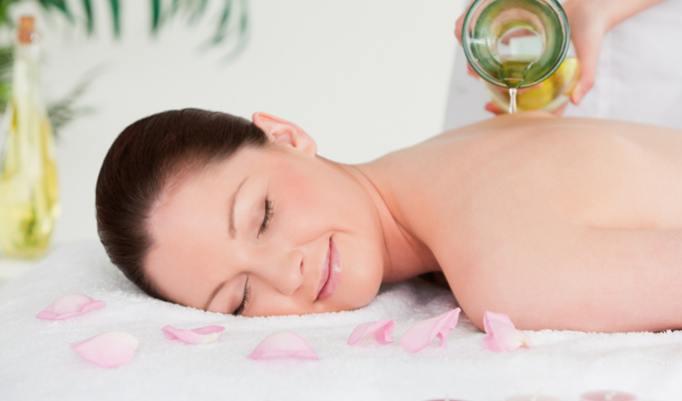 schönes Wellness und Spa Erlebnis
