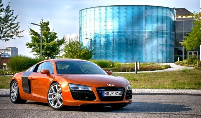 Audi R 8 mieten in Frankfurt am Main