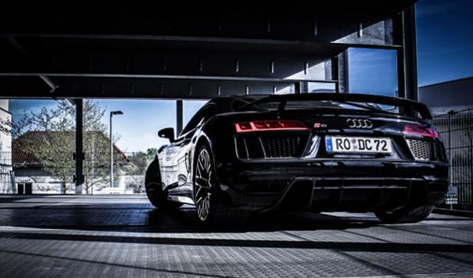 Audi R8 V10 Plus Tagesmiete