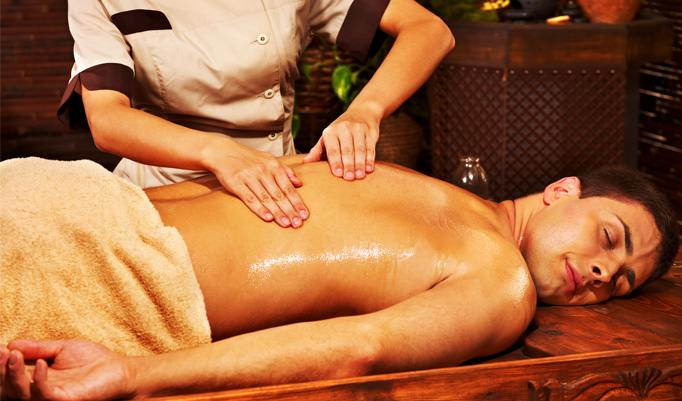 indische Ayurveda Massage