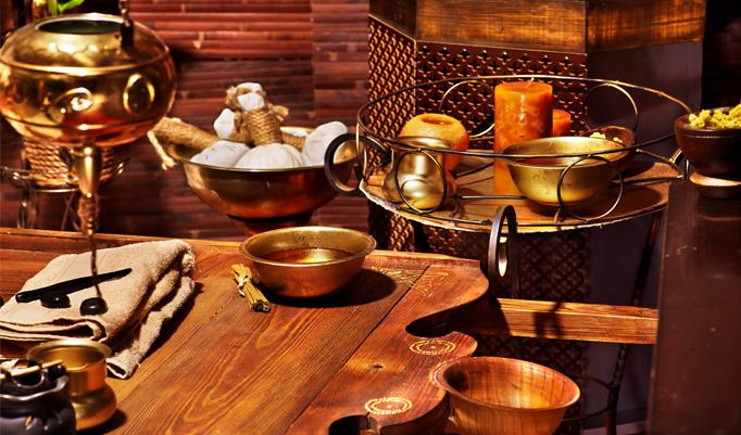 duftende indische Massageöle