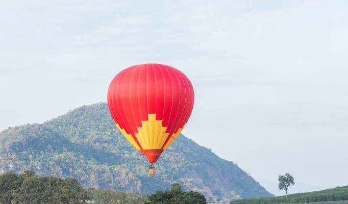 Gutschein Ballonfahrt Neu-Anspach
