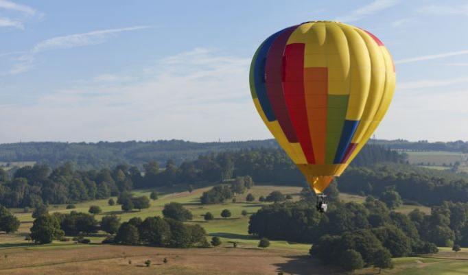 Gutschein für Ballonfahrt in Plettenberg online kaufen