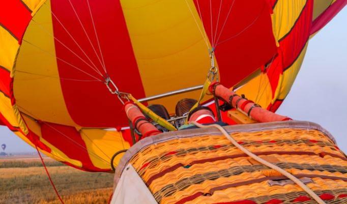 Ballonfahrt in und über Wipperfürth