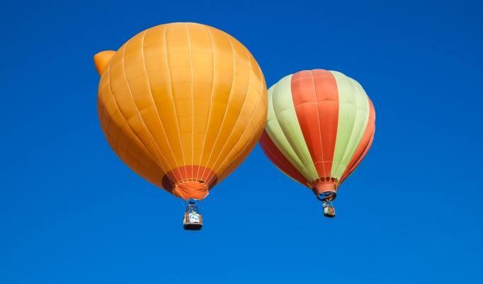 Heißluftballon fahren in Koblenz