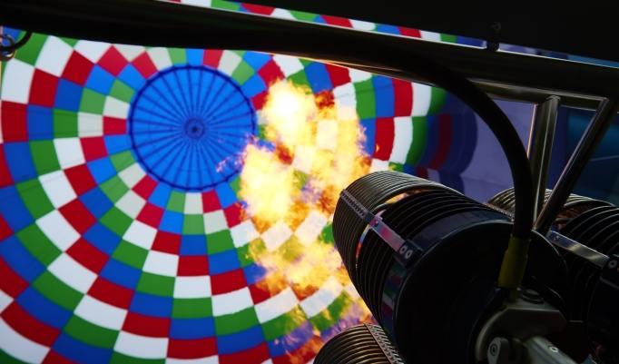 Heißluftballonfahrt in Kulmbach online kaufen