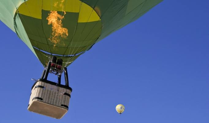 Gutschein heißluftballon in Pforzheim