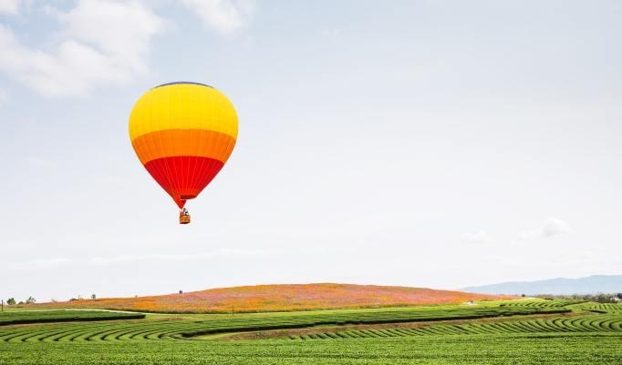 Gutschein kaufen für Ballonfahrten um Ansbach und Leutershausen