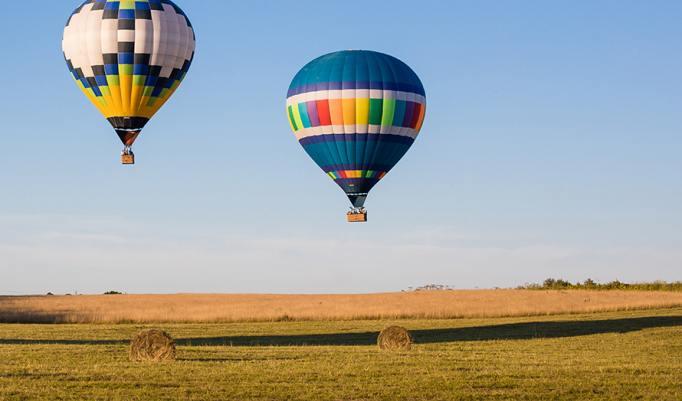 Ballonfahrt in Eisenach bei Gotha