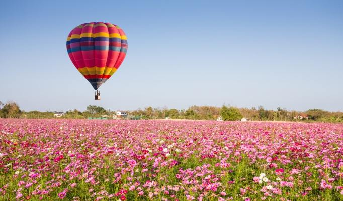 Ballonfahrt für Zwei im Raum Frankfurt (Oder)