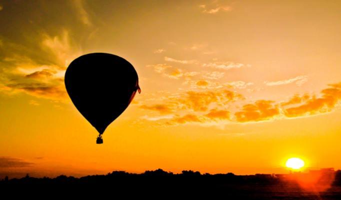 Romantische Ballonfahrt für Zwei Ludwigslust