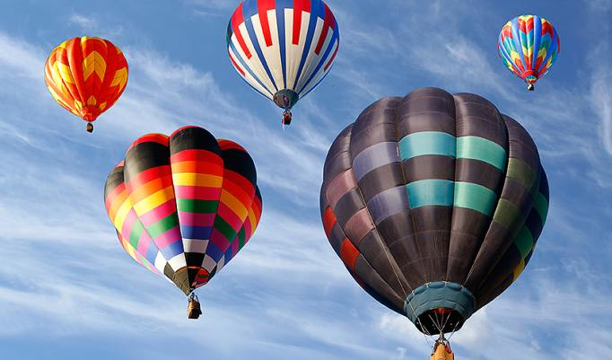 Gutschein für Ballonfahrt in Göppingen