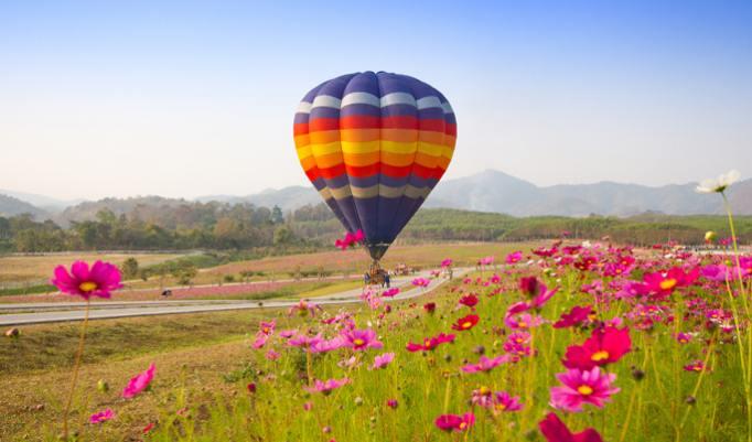 Ballonfahrt für Zwei in Garrel