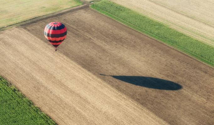 Heißluftballon in St. Ingbert