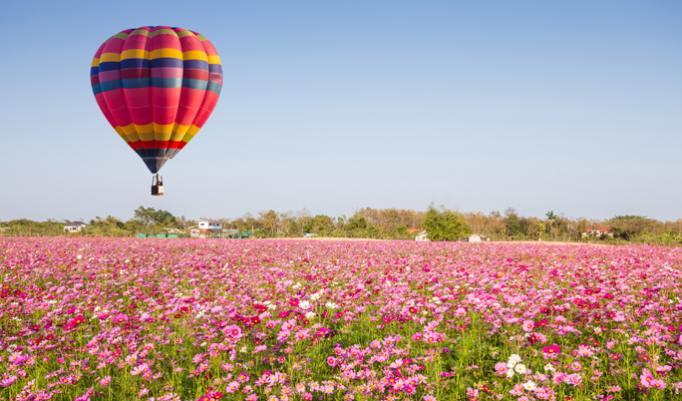 Exklusive Ballonfahrt für zwei Personen über Prenzlau
