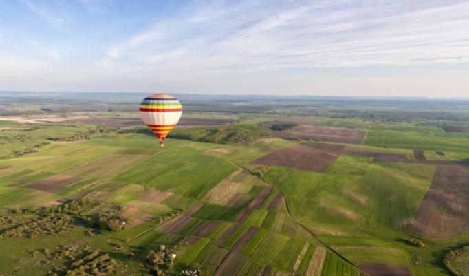 Gutschein für Ballonfahrt in Wipperfürth