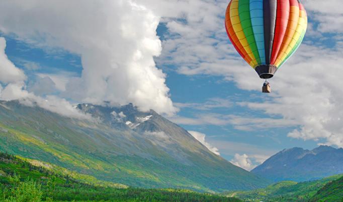 Gutschein kaufen Ballonfahrt in Göppingen