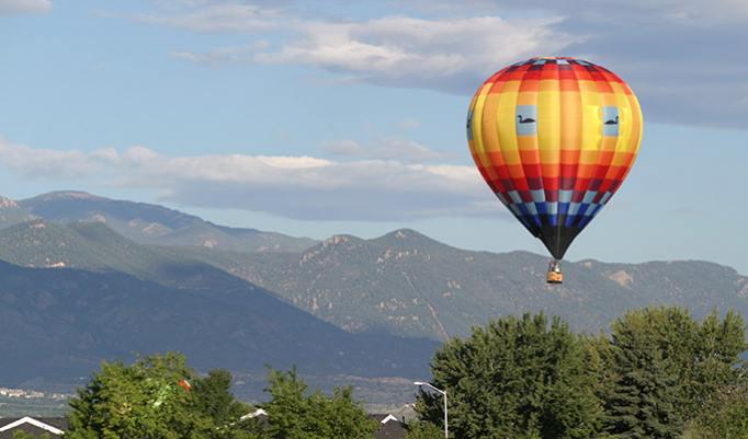 Gutscheine Ballonfahrten um Augsburg und Tannhausen