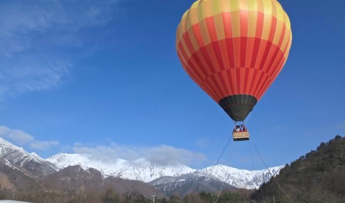 Heißluftballon Bodensee
